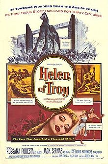 poster Helen Of Troy (1956)