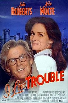 poster I Love Trouble (1994)