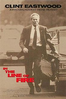 poster In The Line Of Fire (1993)