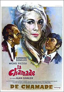 poster La Chamade (1968)