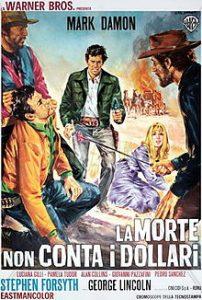 poster La Morte Non Conta I Dollari (1967)