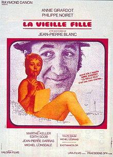 poster La Vieille Fille (1972)