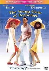 poster Les Demoiselles De Rochefort (1967)