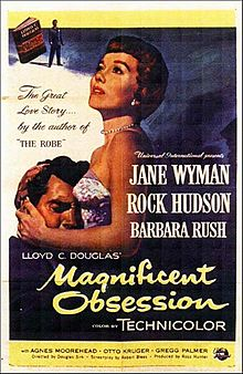 poster Magnificent Obsession (1954)