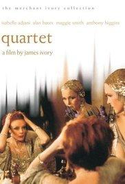 poster Quartet (1981)