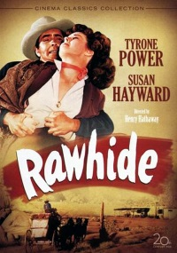 poster Rawhide (1951)