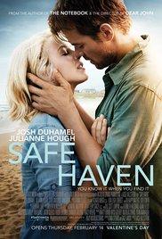 poster Safe Haven (2013)