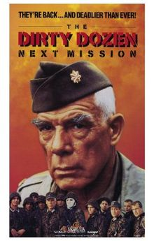 poster The Dirty Dozen Next Mission (1985)