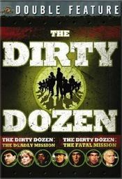 poster The Dirty Dozen The Deadly Mission (1987)