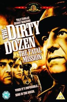 poster The Dirty Dozen The Fatal Mission (1988)