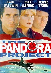 poster The Pandora Project (1998)