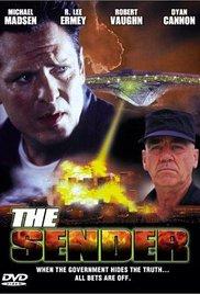 poster The Sender (1998)