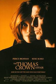 poster The Thomas Crown Affair (1999)
