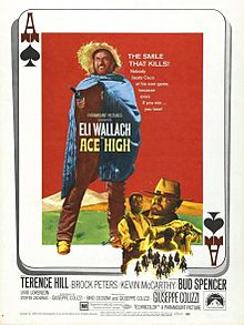 poster Ace High (1968)