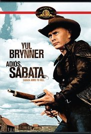 poster Adios Sabata (1970)