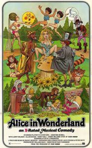 poster Alice in Wonderland (1976)
