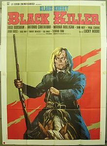 poster Black Killer (1971)