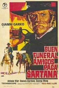 poster Buon funerale amigos!... paga Sartana (1970)