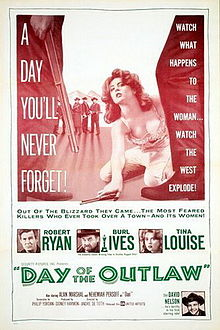 poster Day Of The Outlaw (1959)