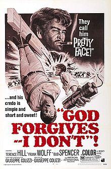 poster Dio perdona... io no! - Blood River (1967)