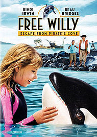 poster Free Willy Escape From Pirates Cove (2010)