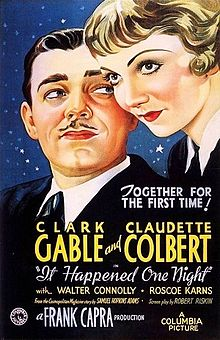 poster It Happened One Night (1934)