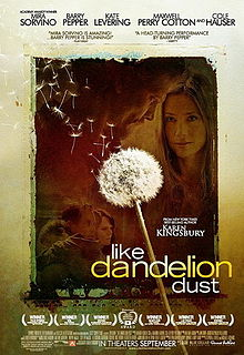 poster Like Dandelion Dust (2009)