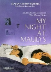 poster Ma Nuit Chez Maud (1969)