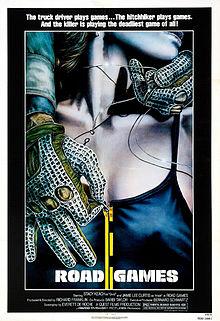 poster Roadgames - Road Games (1981)