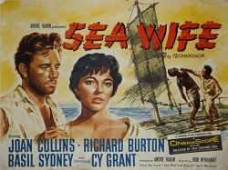 poster Sea Wife (1957)