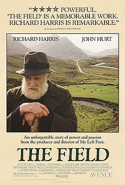 poster The Field (1990)