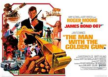poster The Man with the Golden Gun (1974)