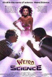 poster Weird Science (1985)