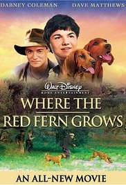 poster Where The Red Fern Grows (2003)
