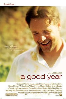 poster A Good Year (2006)