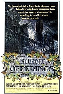 poster Burnt Offerings (1976)