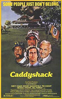 poster Caddyshack (1980)