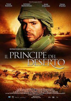 poster Il principe del deserto (TV Mini-Series 1991)