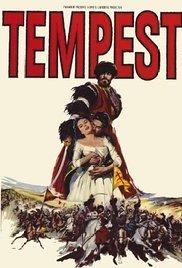 poster La Tempesta (1958)