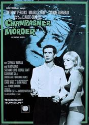 poster Le Scandale - The Champagne Murders (1967)
