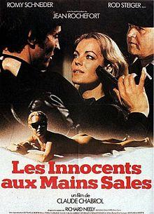 poster Les innocents aux mains sales (1975)