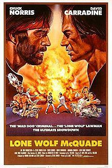 poster Lone Wolf McQuade (1983)