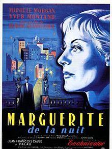 poster Marguerite De La Nuit (1955)