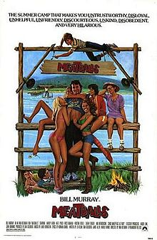 poster Meatballs (1979)