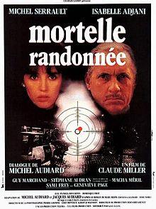 poster Mortelle Randonnee (1983)
