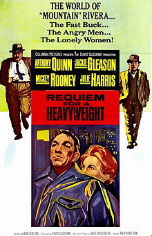 poster Requiem for a Heavyweight (1962)