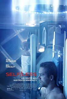 poster Selfless (2015)
