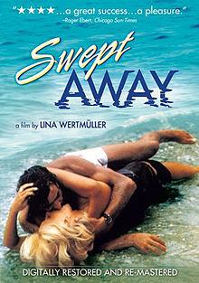 poster Swept Away (1974)