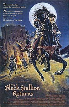 poster The Black Stallion Returns (1983)