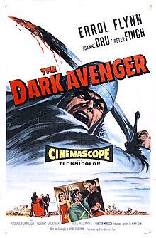 poster The Dark Avenger (1955)